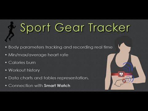 Video of Heart Rate - Sport Gear + Wear