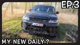I broke the $170,000 Range Rover SVR 2018! (vs Porsche Cayenne Turbo 2018)