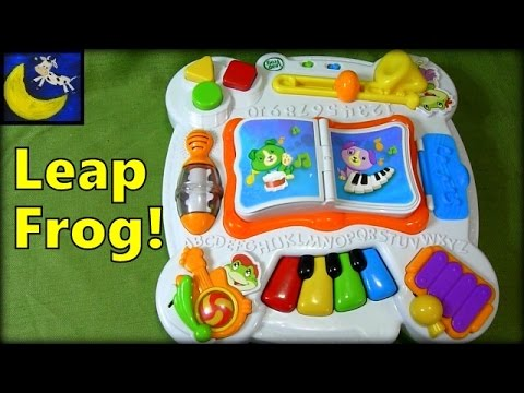 Title LeapFrog Learn And Groove Musical Activity Table Toy Review