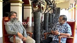 Interview with sculptor K.S. Radhakrishnan - Part I