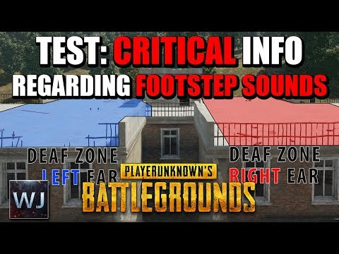 Pubg Footsteps Equalizer
