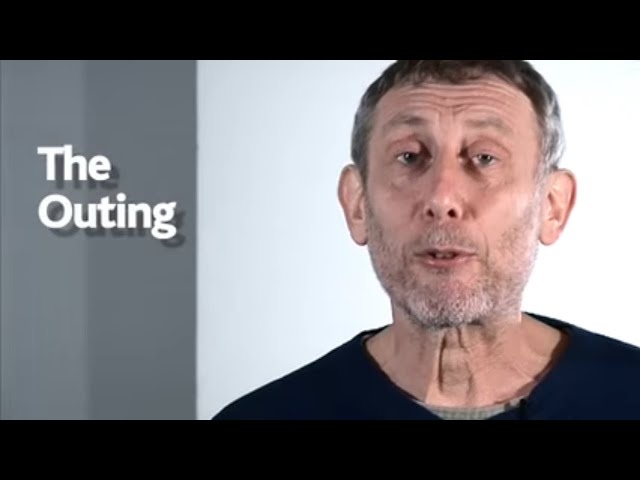 The Outing | POEM | The Hypnotiser | Kids' Poems and Stories With Michael Rosen