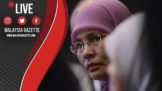 MGTV LIVE : Ketua Hakim Negara Wanita Pertama bercakap dengan media