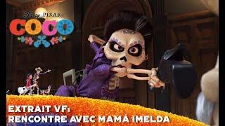 Coco | Extrait VF: Rencontre avec Mamá Imelda | Disney BE