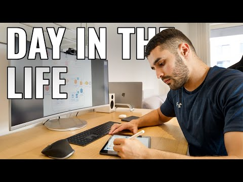 A Day In The Life Of A Software Architect