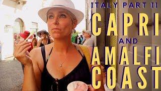Italy Tour - Pompeii, Sorrento, Capri, Positano, Amalfi