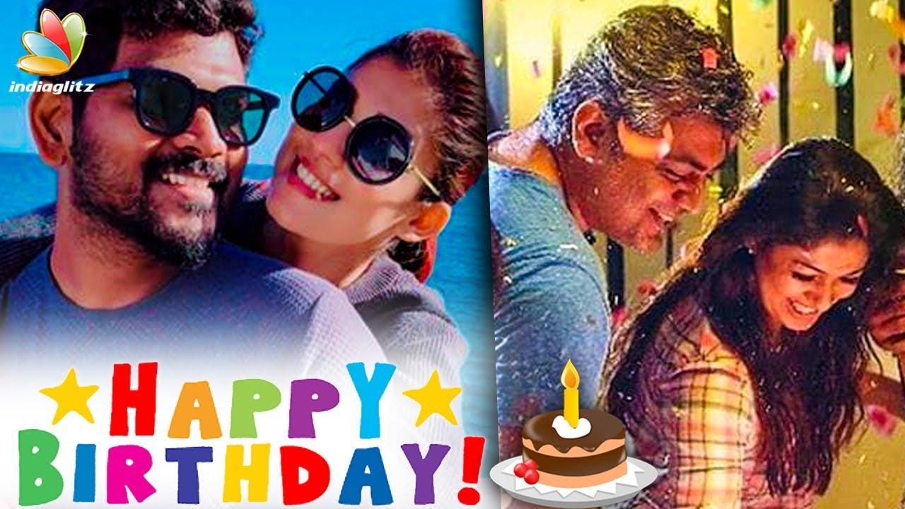 THANGAMEYs Birthday Party with Vignesh Shivan | Nayanthara | Hot News