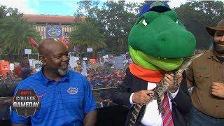 Lee Corso's Headgear Pick For Auburn Vs. Florida With Emmitt Smith | College GameDay
