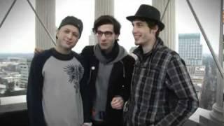 Video Video deník z nahrávání v USA - čtvrtá část