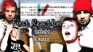 First Reaction to TOO Much Twenty-One Pilots - Regional At Best (SERIES FINALE) + review