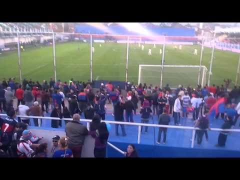 """Tigre vs Quilmes (3.Ago.2015) 113 años (7)"" Barra: La Barra Del Matador • Club: Tigre"