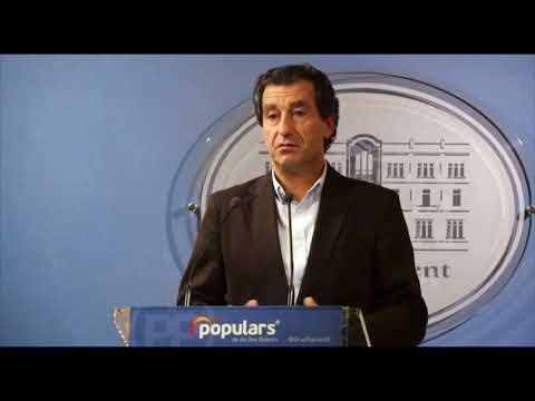 """Company: """"Sánchez vol blanquejar els partits nacionalistes i separatistes"""""""