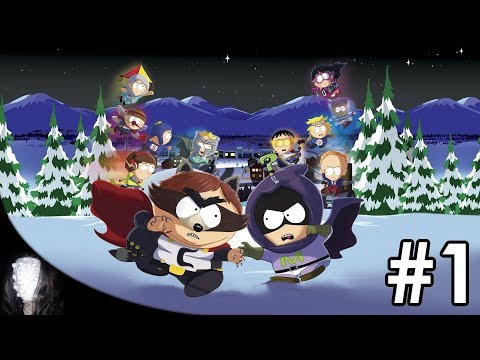South Park: The Fractured But Whole  - # 1 / XmatuliX