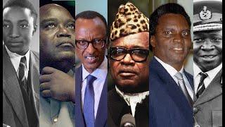 Afryka Środkowa – Kraina dyktatorów