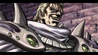 Hokuto No Ken  Kenshiro Versus Souther Part 1 HD Quality