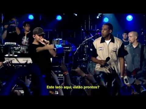 Linkin Park E Jay-Z - 99 Problems/Points Of Authority/One Step Closer | Legendado Em Pt-BR Mp3