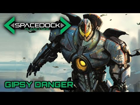 Gipsy Danger z filmu Pacific Rim - Spacedock