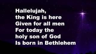 Born In Bethlehem, Third Day