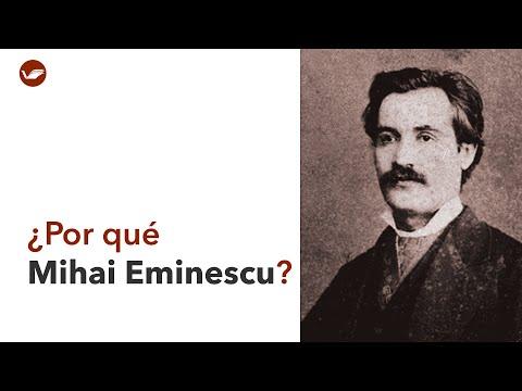 ¿Por qué Mihai Eminescu?
