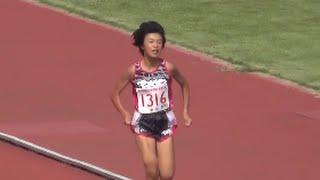 関東中学陸上2015共通女子1500m決勝