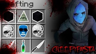 Minecraft - HOW TO SUMMON EYELESS JACK - A CREEPYPASTA