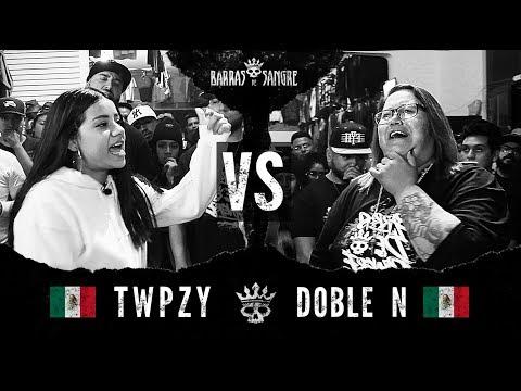 BDS 8: TWPZY 🇲🇽 vs Doble N 🇲🇽 ( Host: Gino + Trafikante De Almas ) [ Batallas Escritas ]
