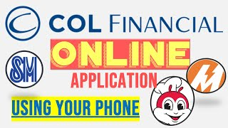 2020 How to apply  ONLINE  invest COL Financial with MOBILE PHONE for Pinoy OFW, Student, Kasambahay