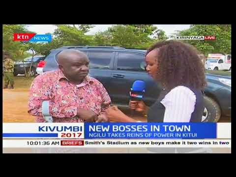 The Scope of politics in Kirinyaga: Ann Waiguru's inauguration ceremony