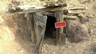 Exploring the Abandoned Whorehouse and Tunnels at the Wayward Wench Mine