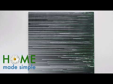 DIY Wall Art You Can Make for Less Than $50 | Home Made Simple | Oprah Winfrey Network