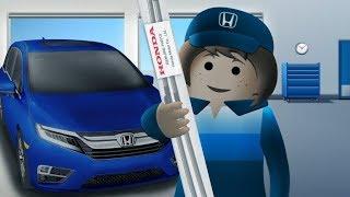 Honda Wipers