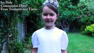 Holy Communion Dresses From Trumpets & Tiaras