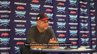 Indians Rookie Zach Plesac Beats Royals After Shaky Start