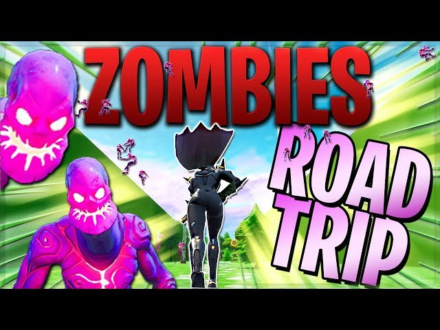 Goodnite ZOMBIES ROAD TRIP