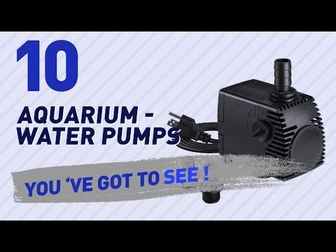 Top 10 Aquarium – Water Pumps // Pets Lover Channel Presents: