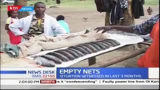 Fish catch drops in Lake Naivasha