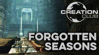 Forgotten Seasons Creation Club Mod in Skyrim