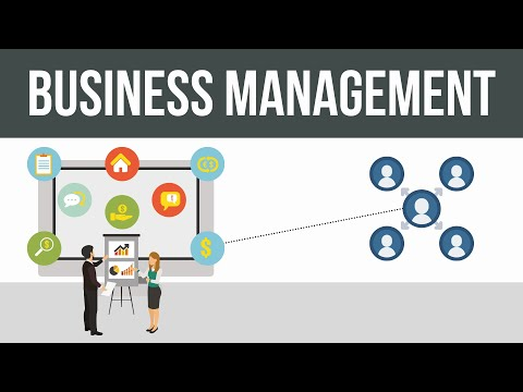 Introducing Business Management Course - YouTube