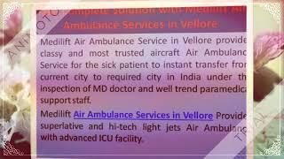 Take Emergency Air Ambulance Services in Raipur