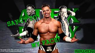 Alex Riley Theme - Say It To My Face (Arena Effect)