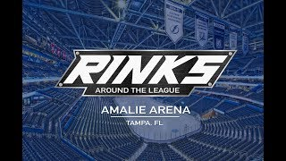 RINKS AROUND THE LEAGUE   Amalie Arena
