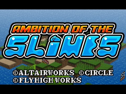 3DS eShop Game Ambition of the Slimes Game Introduction thumbnail