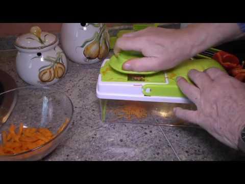 Multi Schneider Gemüsehobel und Reibe Handschutz küchenreibe
