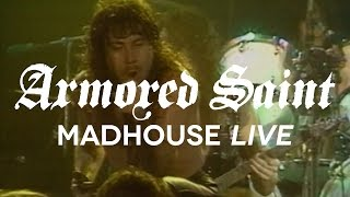 "Armored Saint ""Madhouse"" (LIVE VIDEO)"