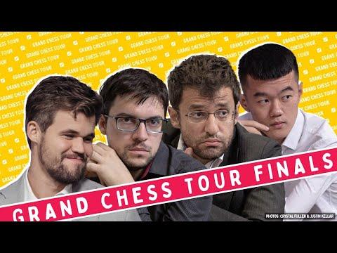 Final del Grand Chess Tour 2019 (2ª partida)