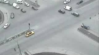 Аварии на проклятом перекрестке