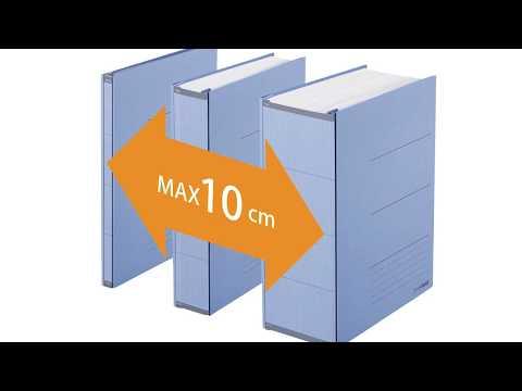 Zero Max innovatív iratrendező mappa A4