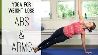 Yoga for Weight Loss - Abs & Arms by Yoga With Adriene