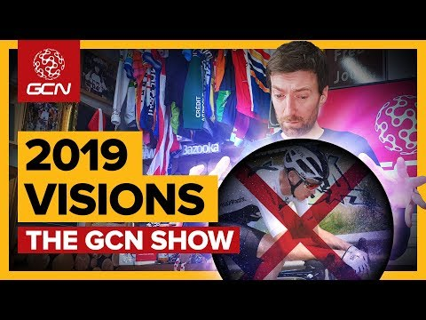 GCN's Dodgy Crystal Ball - Predictions For 2019 | The GCN Show Ep. 312