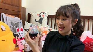 Hari bất ngờ khi khui quà sinh nhật từ Fan | Phần 2
